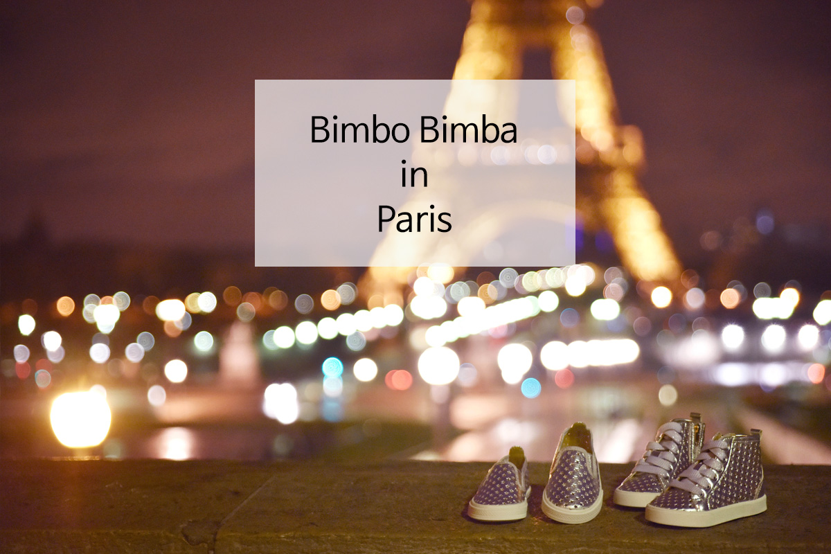 Bimbo Bimba in Paris