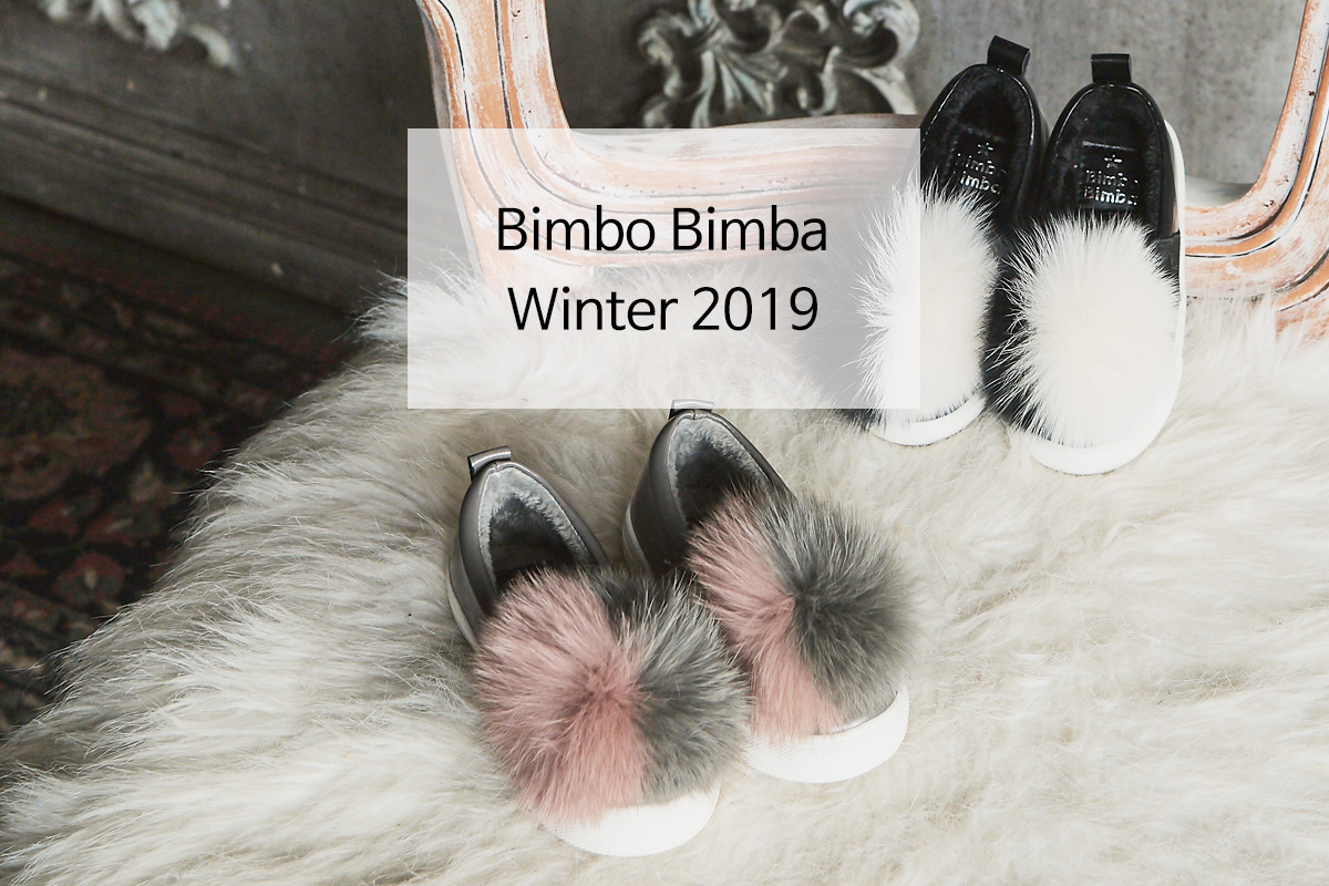 Bimbo Bimba Winter 2019빔보빔바
